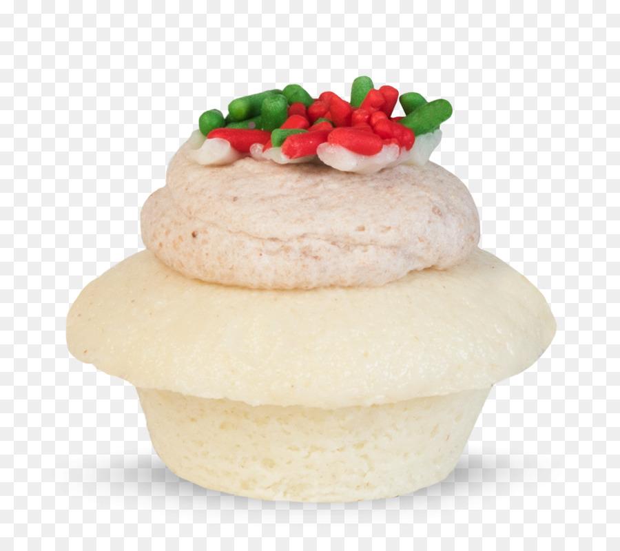 Glasur Weihnachtsplätzchen.Cupcake Frosting Glasur Buttercreme Milch Weihnachtsplätzchen