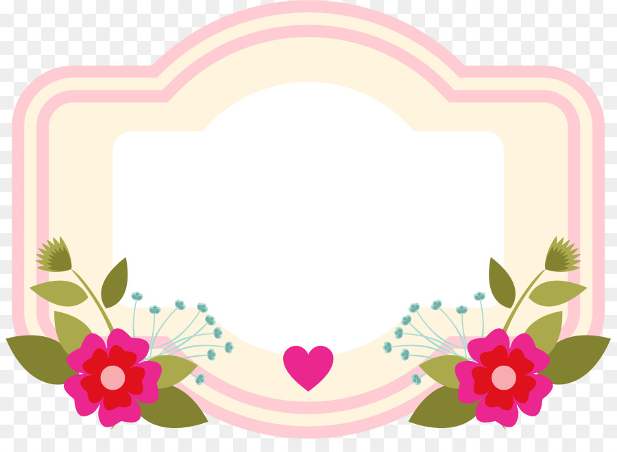 Flower Pin Text Box