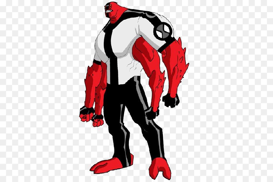 Four Arms Ben 10 Omniverse Alien