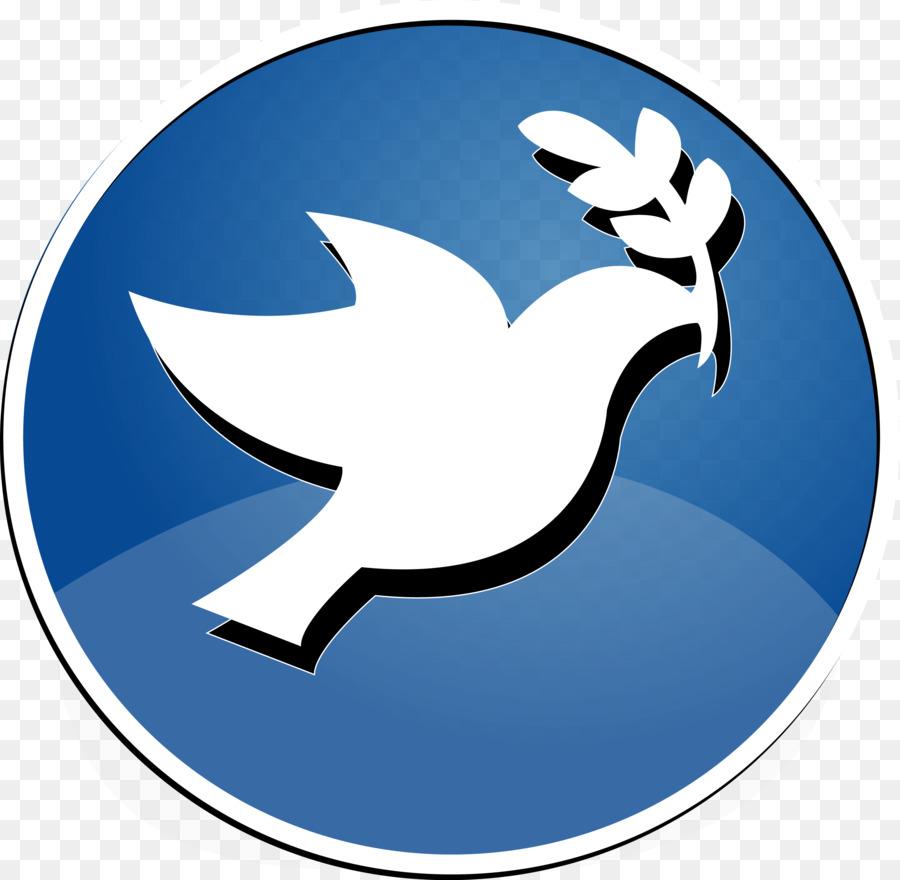 Columbidae Doves As Symbols Peace Lutheran Church Lcms Clip Art
