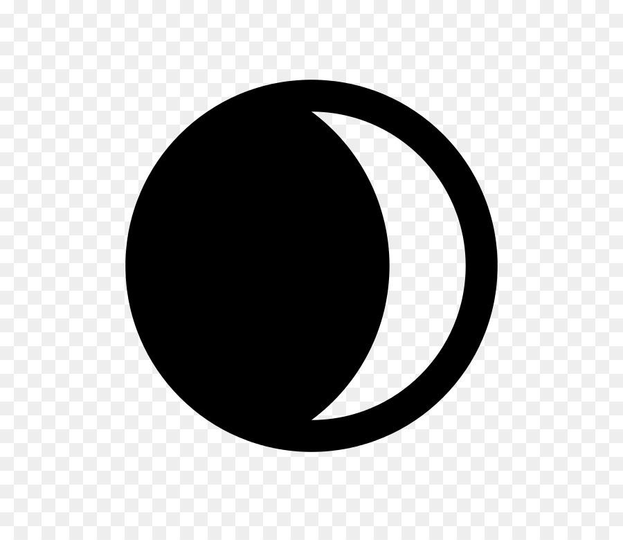 Lunar Phase Crescent Moon Clip Art Crescent Png Download 768768