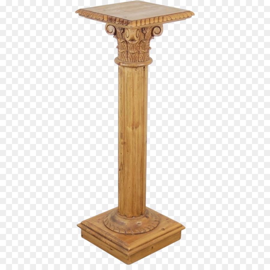 Muebles De Pedestal - griego arquitectónico pilar de la decoración ...