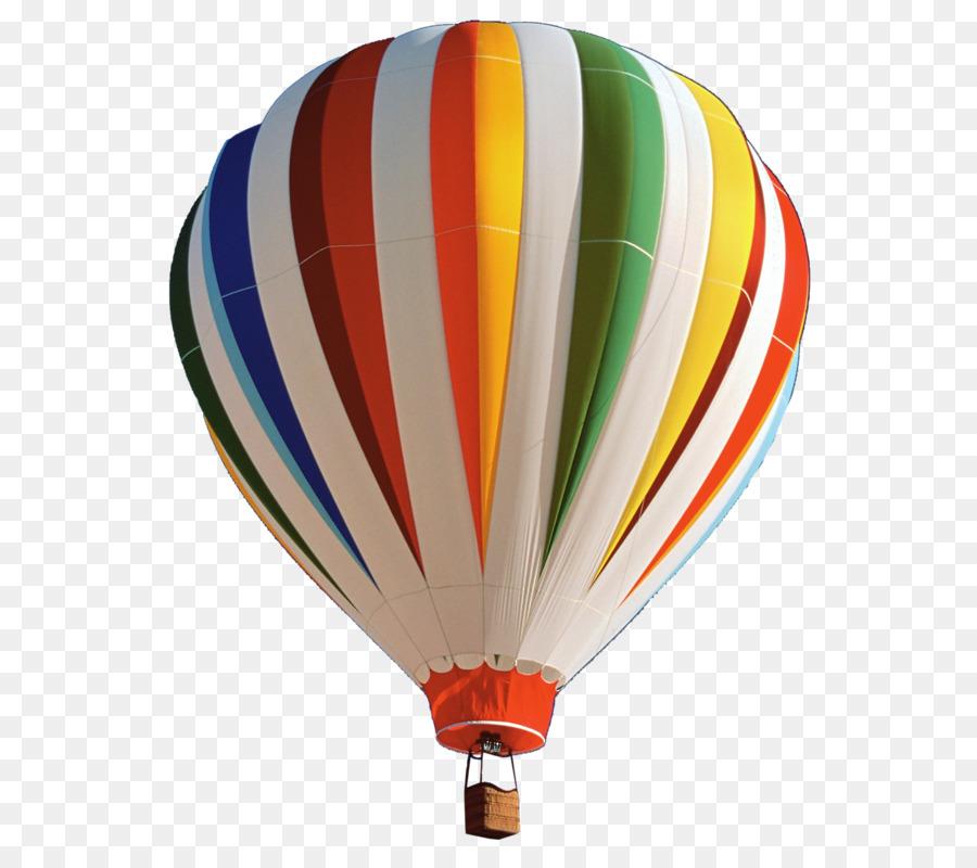 Hot Air Ballooning Airplane Clip Art