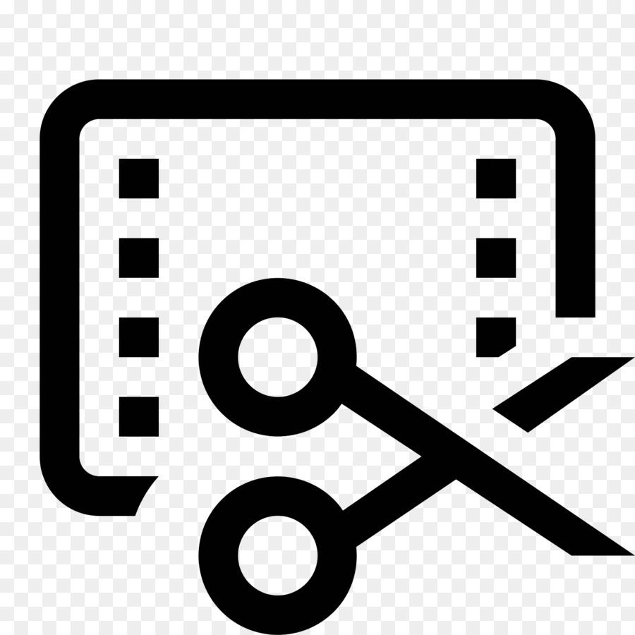 Video Editing Symbol Computer Icons Clip Art Trim Vector Png