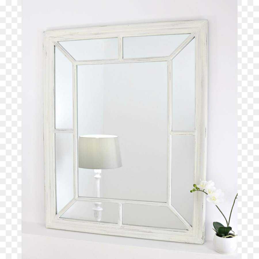 Mirror Window Glass Rectangle Picture Frames - mirror png download ...