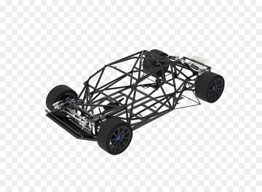 Car Chassis Vehicle Audi Space frame - suspension hoops picture ...