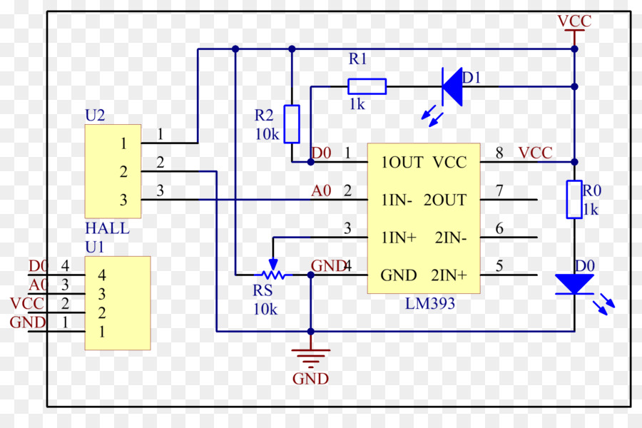 schematic circuit diagram hall effect wiring diagram completed  hall sensor wiring diagram #8
