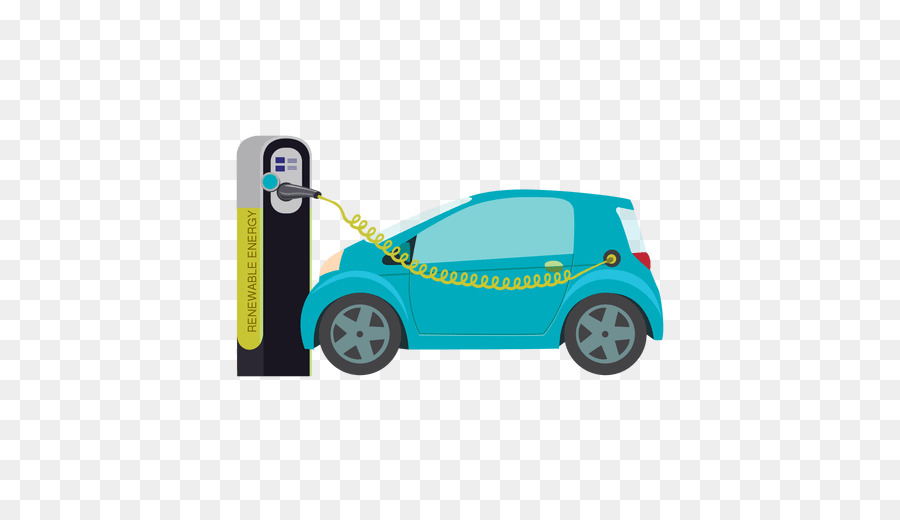 Electric Vehicle Car Battery Charger Charging Station Auto Vector Png 512 Free Transpa
