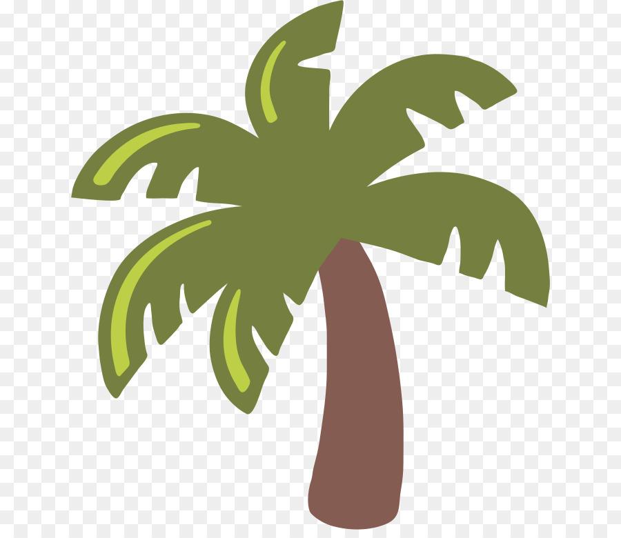agar io emojipedia arecaceae noto fonts beach tree png download