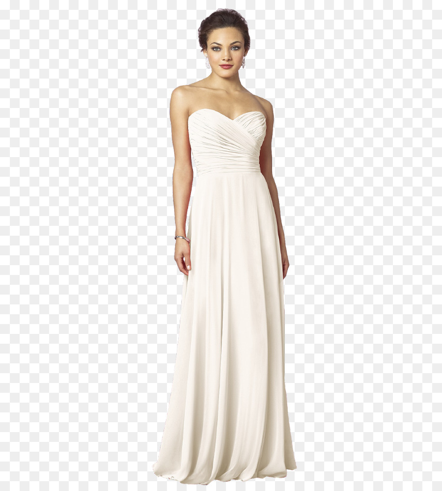7cc364ed44866 Wedding dress Bridesmaid dress - yellow apricot flower png download ...
