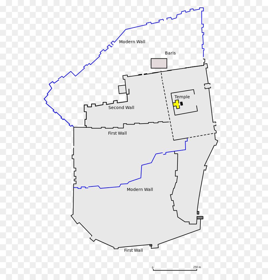 Siege of Jerusalem (37 BC) Hasmonean Baris Temple Mount Judea ...
