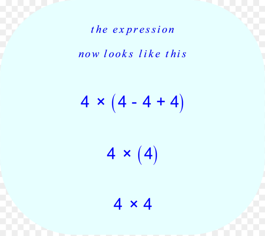 Order of operations Mathematical problem Expression Problem solving ...