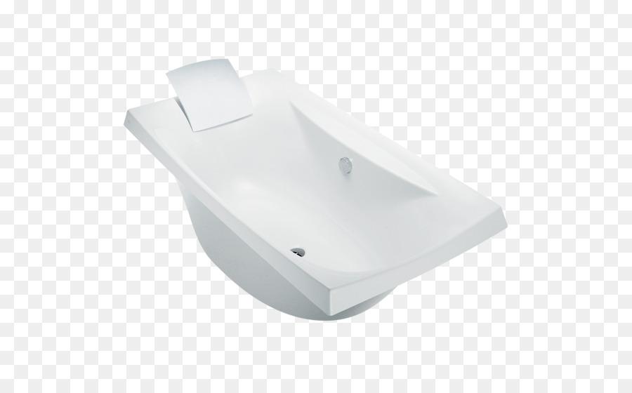 Bathtub Sink Hot tub Kohler Co. Bathroom - japanese tableware png ...