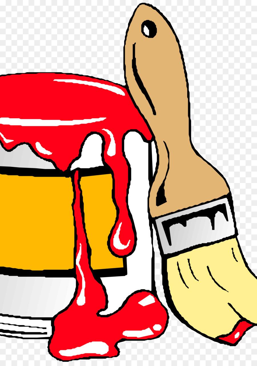 paintbrush clip art paint clipart png download 2400 3394 free rh kisspng com free clipart paint brush clipart paint brushes and palette