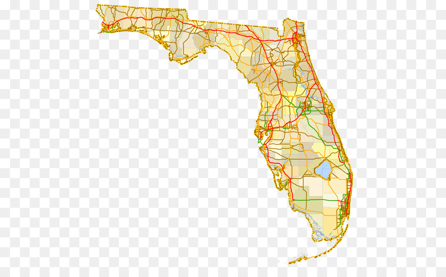 Toll Roads Map Florida.Sarasota Gateway Toll Road Highway Map Beltway Png Download 540