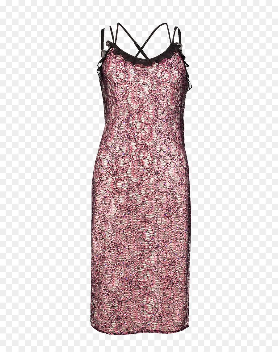 Vestido de cóctel Ropa código de Vestimenta Casual - encaje de ...