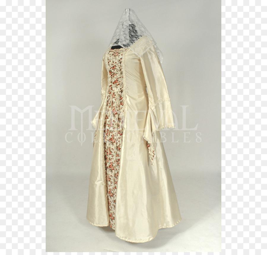 Wedding Dress Clothing Formal Wear Pattern Celtic Style Png