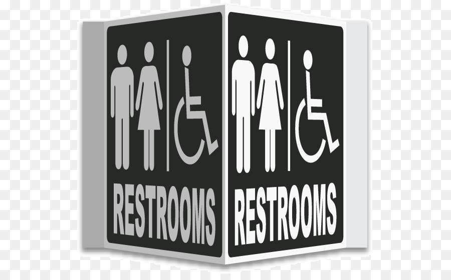 Public Toilet Text png download - 600*554 - Free Transparent Public
