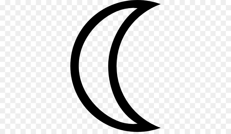 Crescent Lunar Phase Moon Shape Moon Crescent Png Download 512