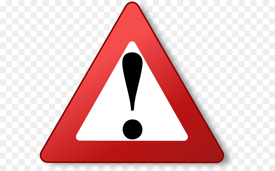 Warning Sign Triangle png download - 640*559 - Free Transparent