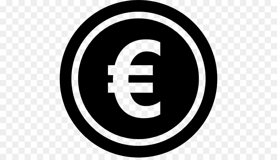 Euro Sign Currency Symbol Euro Coins Euro Vector Png Download