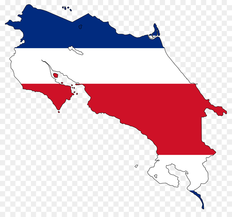 Provinces of Costa Rica Flag of Costa Rica World map - map png ...