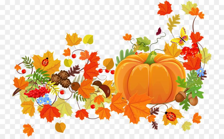 Thanksgiving harvest. Floral flower background png