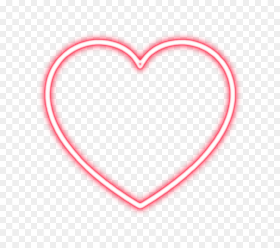 heart deviantart icon neon color png download 800 800 free
