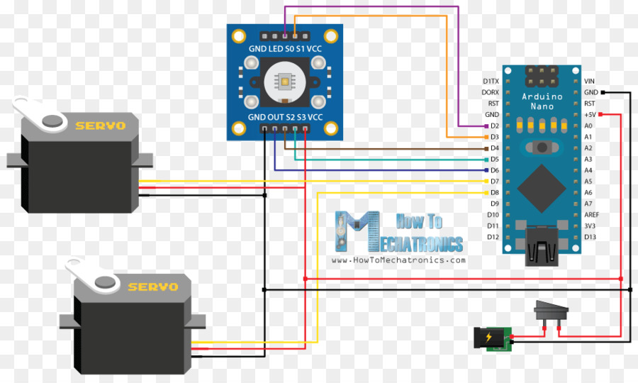 Wiring diagram arduino servomotor color vehicle audio colored wiring diagram arduino servomotor color vehicle audio colored candy asfbconference2016 Image collections