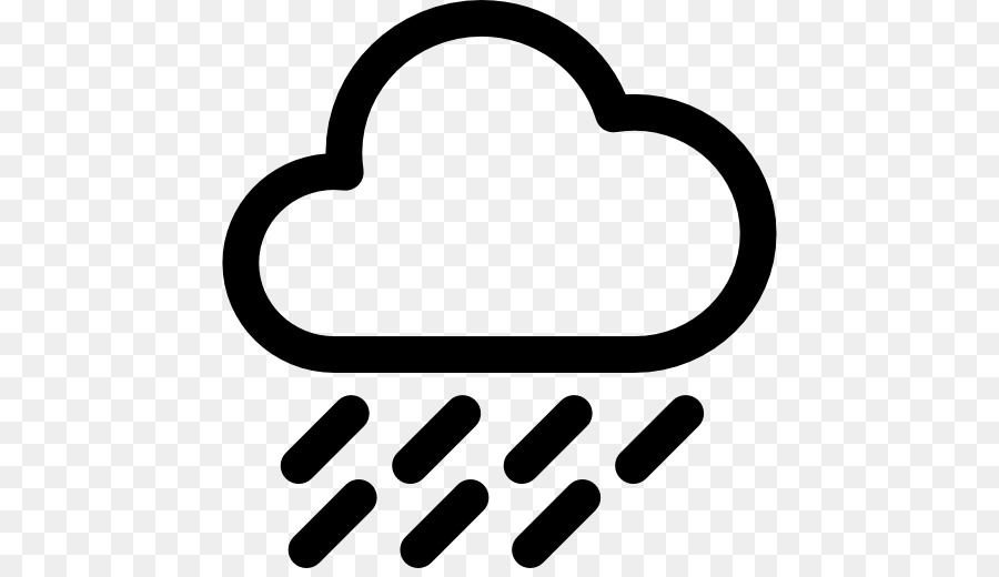 rain computer icons symbol weather rainy day png