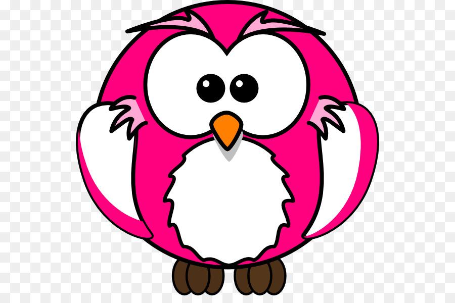 owl clip art pink owl png download 600 585 free transparent rh kisspng com pink and gold owl clip art pink and teal owl clip art