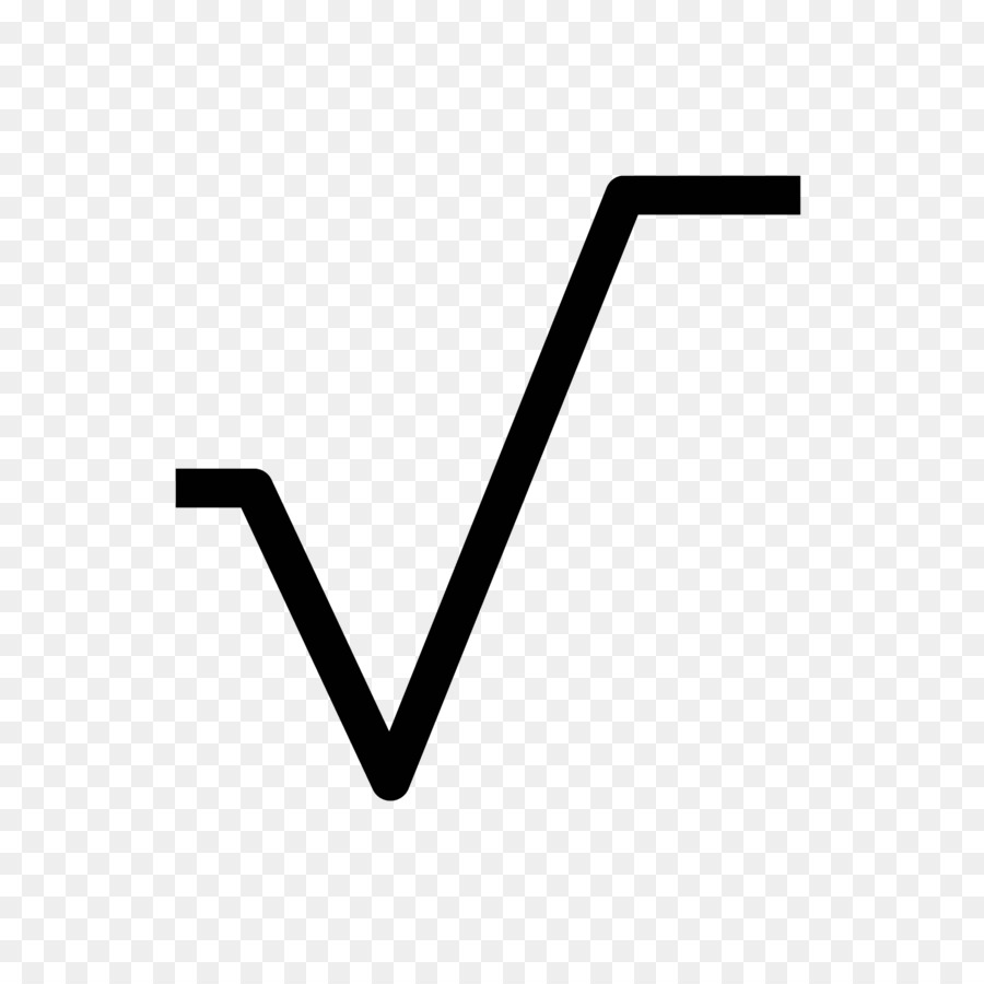 Square Root Symbol Download Clipart Library