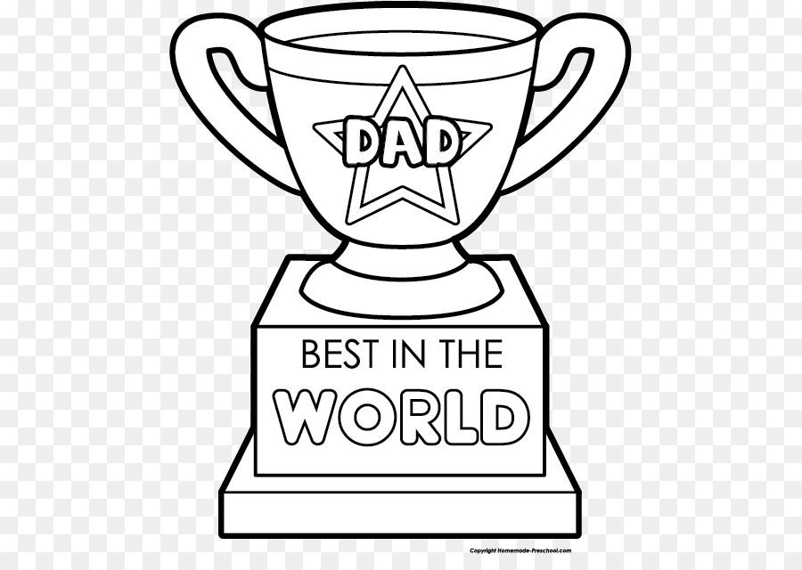 El Día del padre Dibujo para Colorear libro Clip art - best dad ...