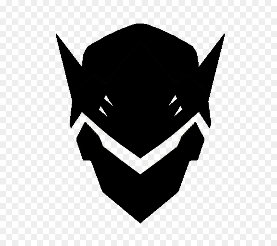 Overwatch Genji Dawn Of The Samurai Decal Logo Mercy Xuanying Png