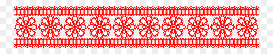 Lace Ribbon Textile Clip Art