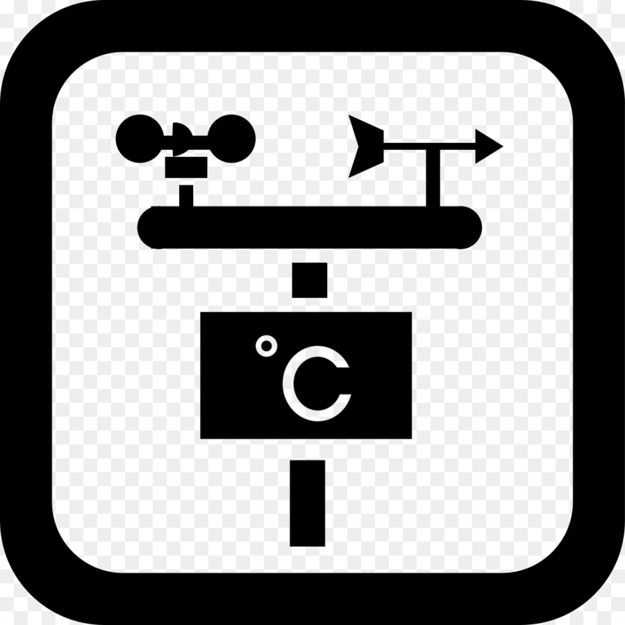 Weather Station Computer Icons Station Vector Png Download 980