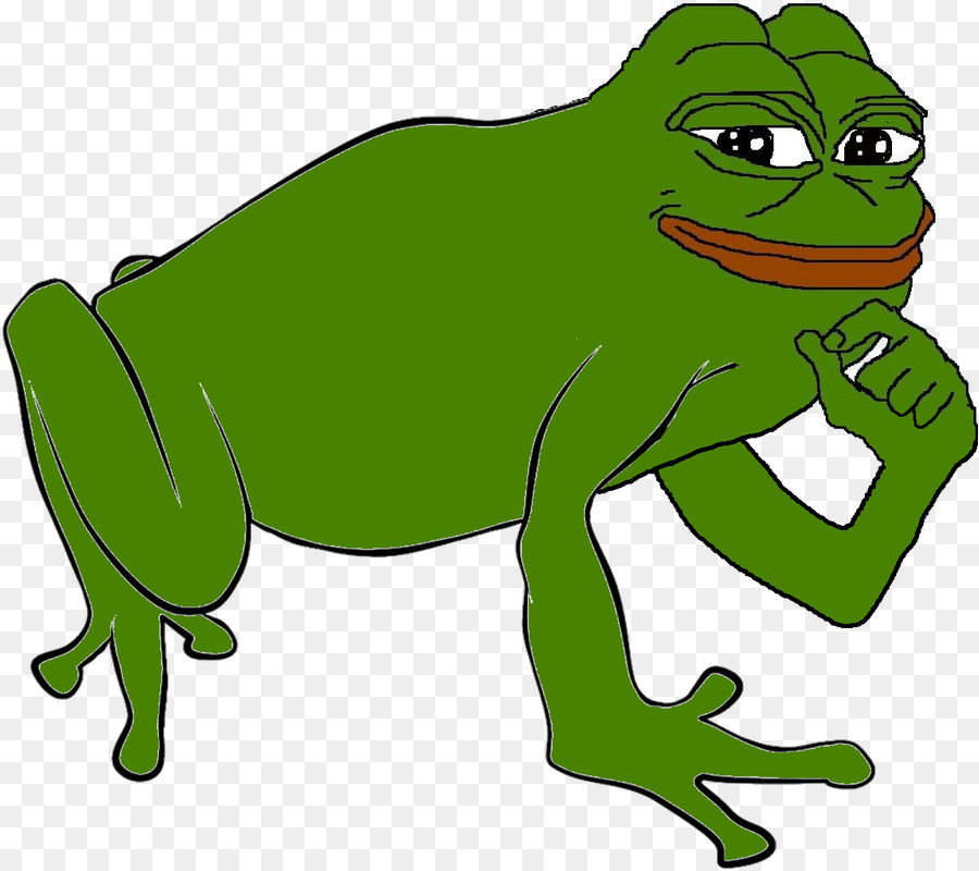Pepe The Frog Coloring Book Amphibian True