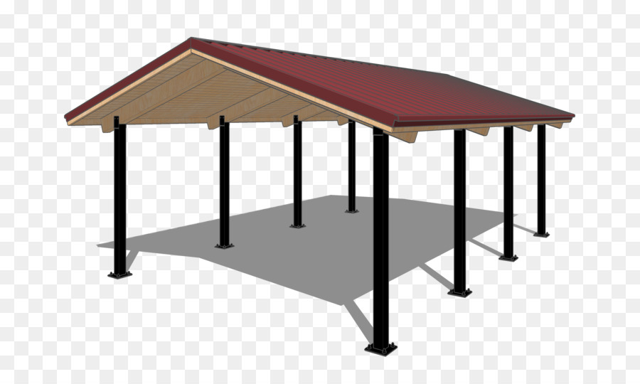 Gable roof Gable roof Table Shed - pavilion png download - 4000*2353 ...