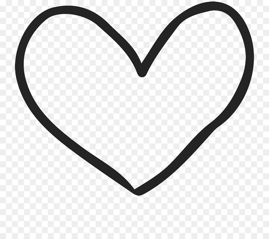 Heart Drawing Clip Art Hand Drawn Rattan Png Download 800 800