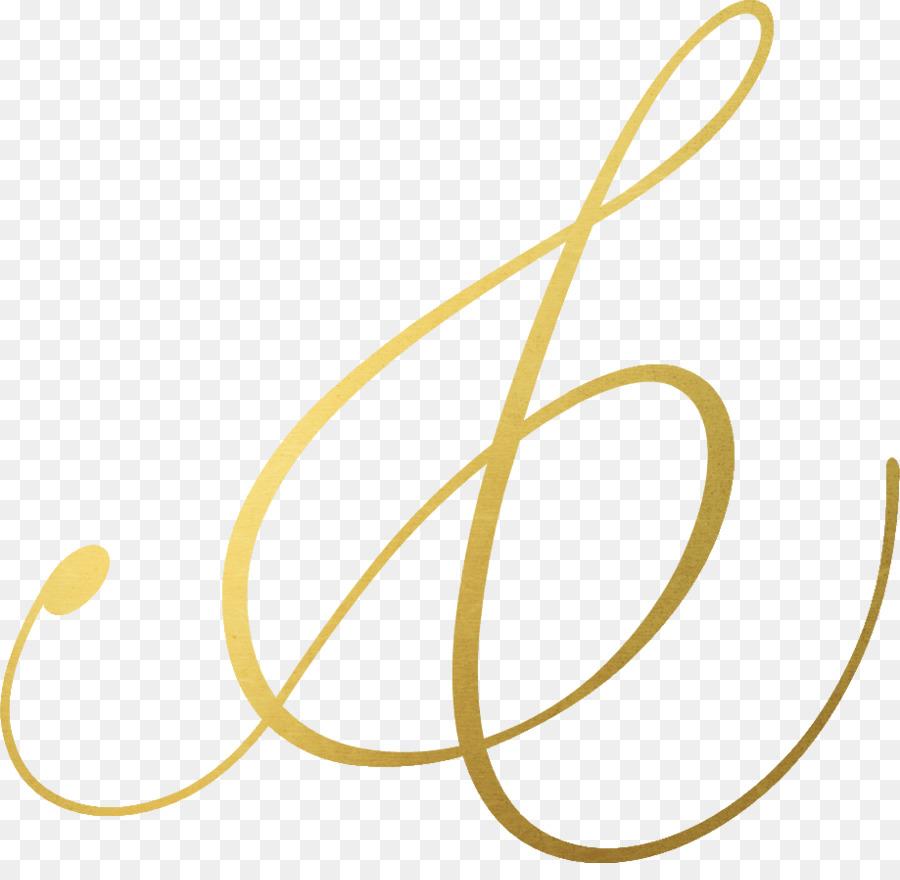Ampersand Sign Symbol Font Hand Painted Cover Design Sailboat Png