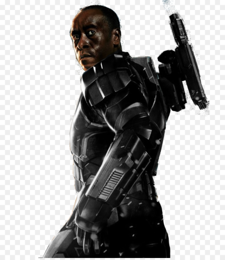 war machine iron man 3: the official game don cheadle - movie