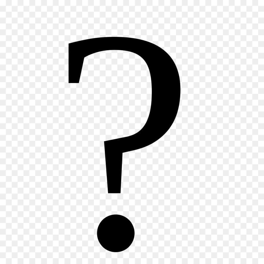 Question Mark Information Wikipedia Others Png Download 1024