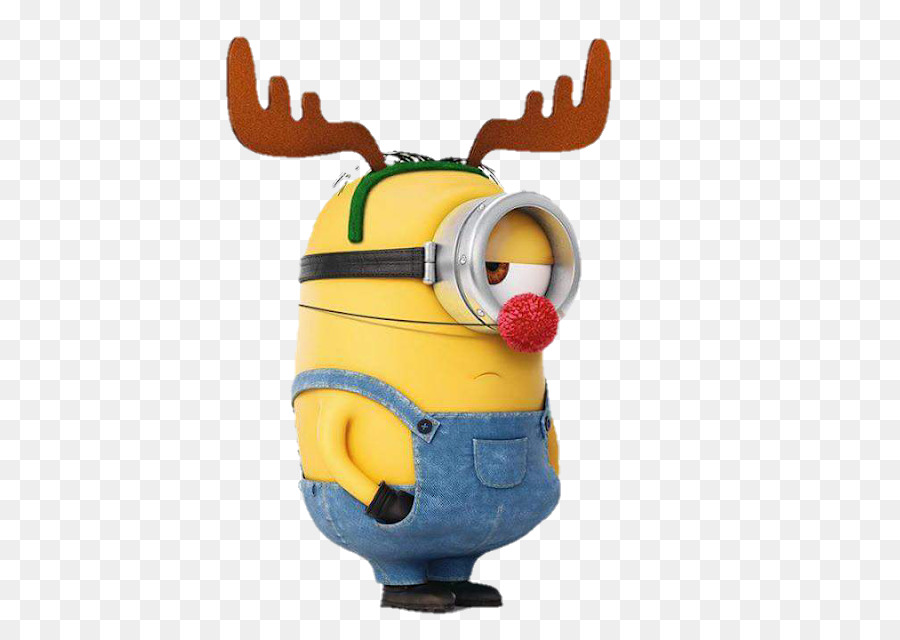 reindeer stuart the minion christmas card minions minions banana - Christmas Minions