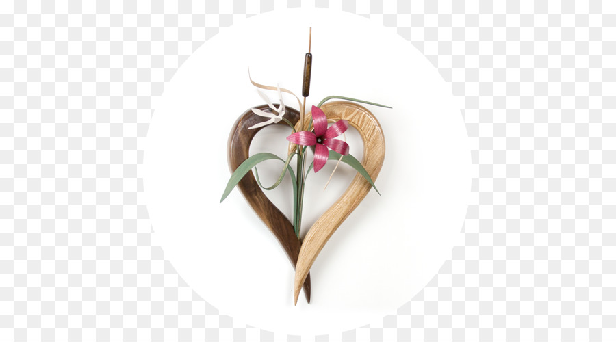 Flower Wood Paper Heart Scroll Saws Creeper Hang On Road Floral