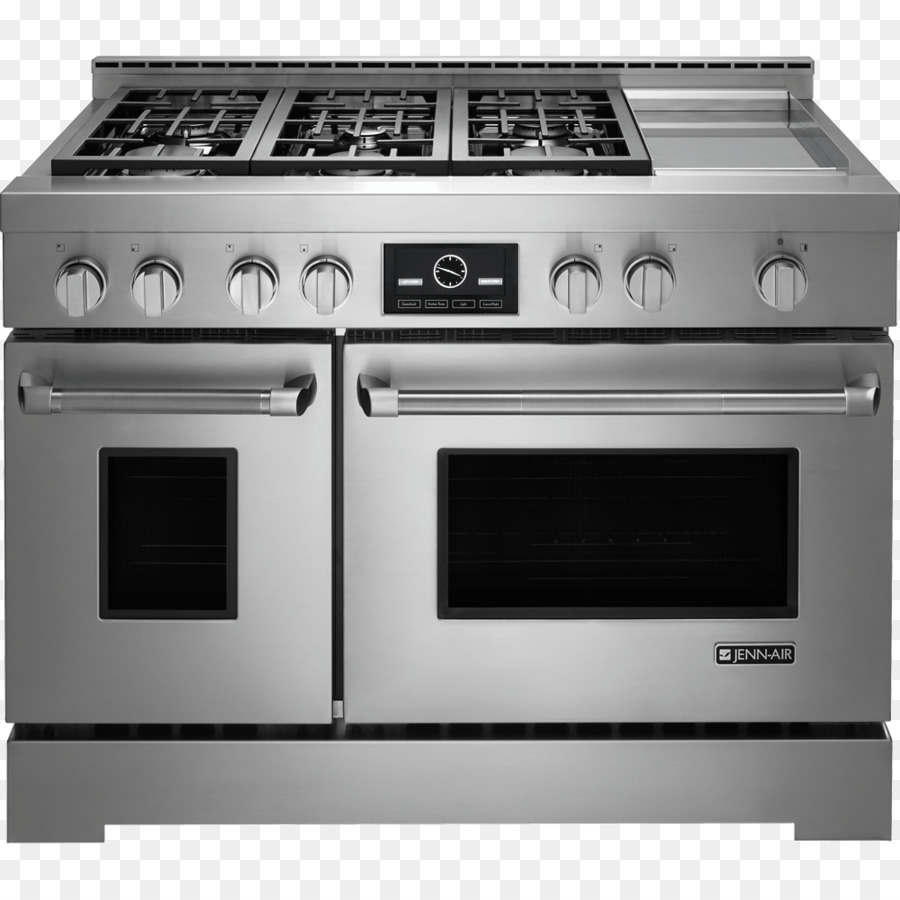 Cooking Ranges Jenn-Air Gas stove Propane - stoves png download ...