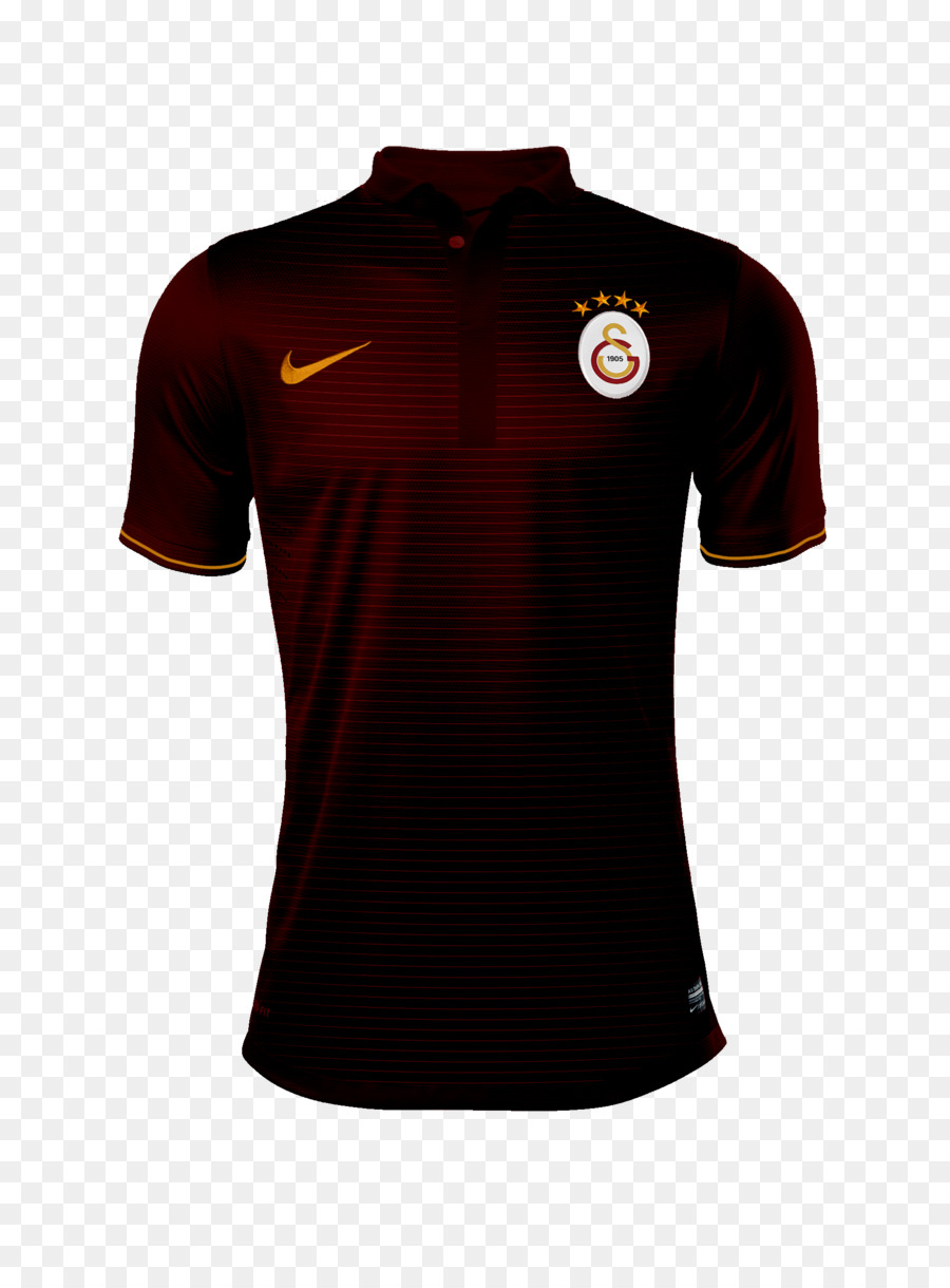 T Shirt Galatasaray Sk Kit Nike Sportswear Polo Png Download