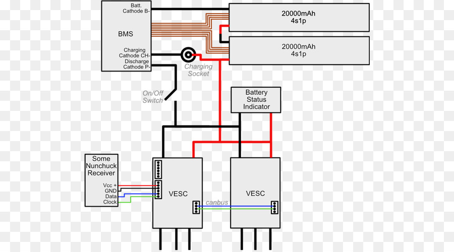 Electrical network Circuit diagram Electrical Wires & Cable ...