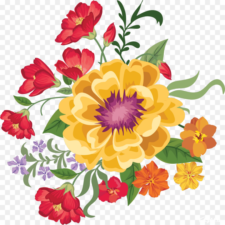 Flower bouquet clip art pretty flowers png download 1000999 flower bouquet clip art pretty flowers izmirmasajfo