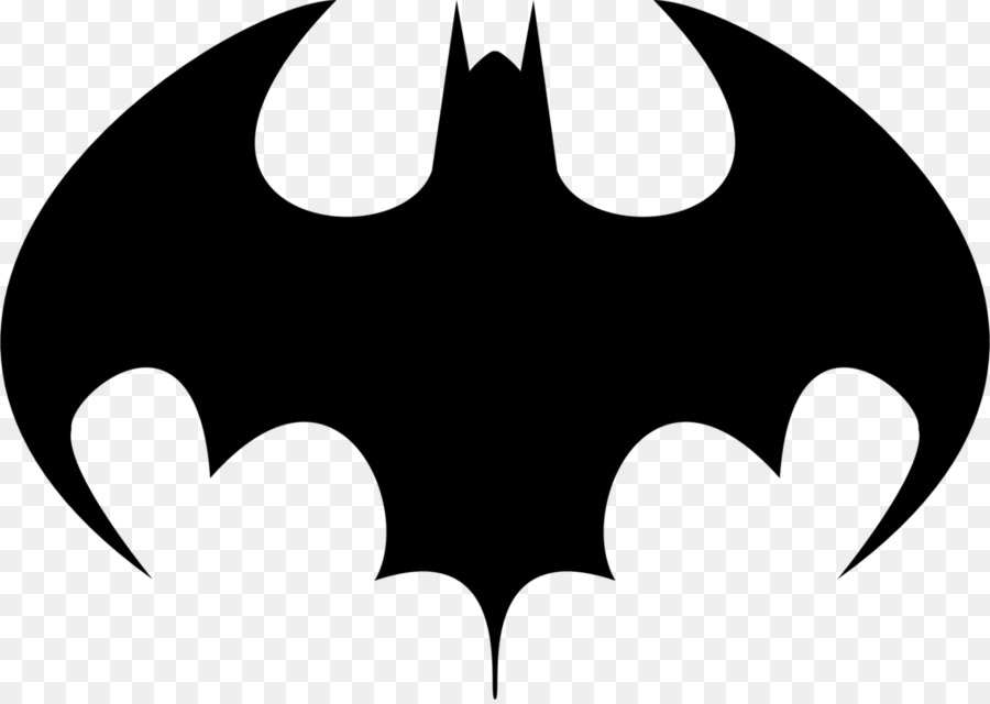 Batman Joker Logo Bat Signal Silhouette Cartoon Superman Png
