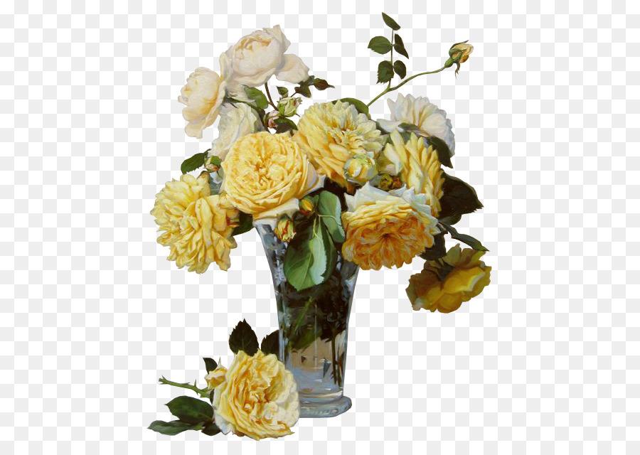 Bouquet de fleurs de roses de Jardin Clip art - variété de fleurs ...